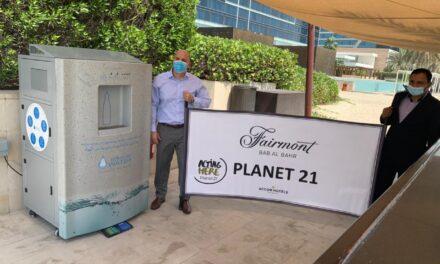 """25 مليون درهم استثمارات شركة """" اشارة ووترز"""" الاماراتية في تقنيات انتاج المياه من الهواء"""