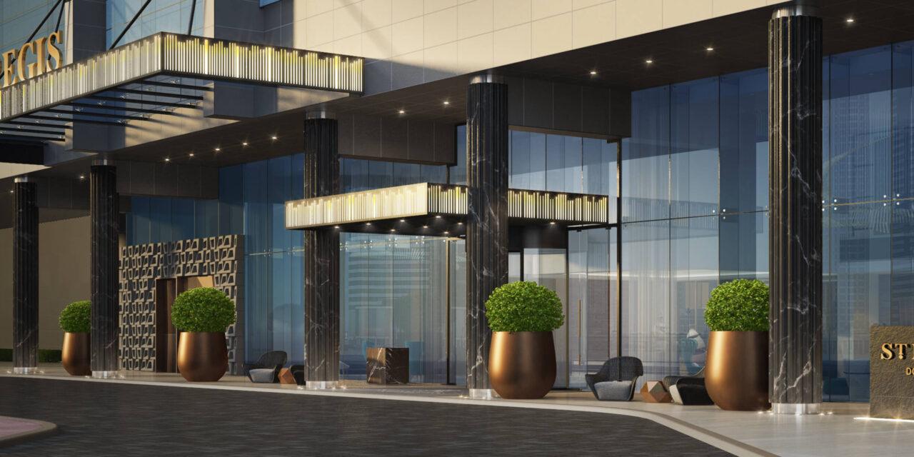 ماريوت الدولية تعلن عن توسيع محفظة الفنادق الفاخرة في الإمارات العربية المتحدة مع توقيع اتفاقية افتتاح فندق سانت ريجيس داونتاون دبي