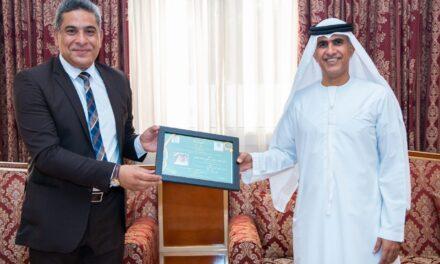 المستقبل للاستثمارات العربية يمنح الشيخ سالم بن سلطان القاسمي الشخصية الأكثر إلهاما في الاستثمار المستدام بالشرق الأوسط