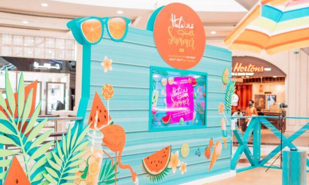 ديرفيلدز مول يطلق حملة هلا بالصيف تتضمن مجموعة واسعة من عروض التسوق
