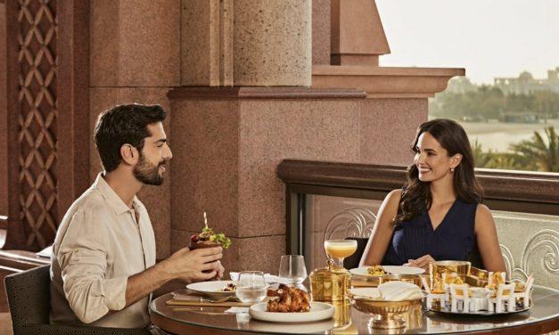 أطباق شهية وتجارب ذوقية مُميّزة حصرياً في قصر الإمارات