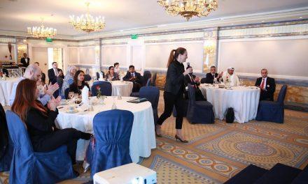 """برنامج """"مبادرة بيرل"""" لمكافحة الفساد المؤسسي يُعزز توعية 53% من قادة الأعمال المنتسبين للمبادرة في منطقة الخليج"""