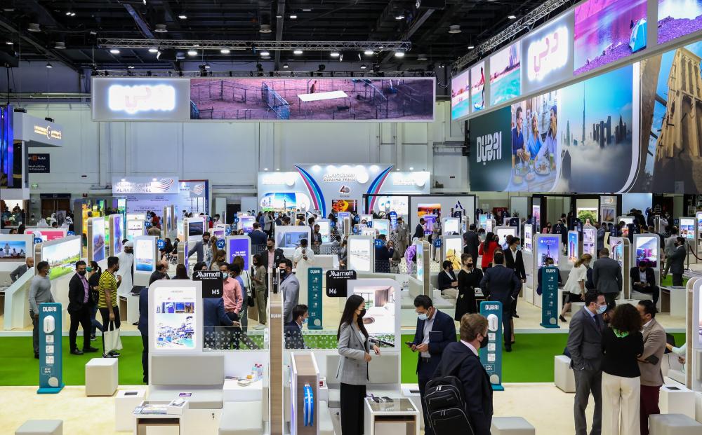 معرض سوق السفر العربي 2022 يسلط الضوء من جديد على مستقبل صناعة السفر والسياحة الدولية